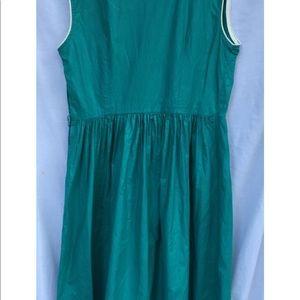 Vintage Dresses - VINTAGE 1950s Cotton Dress